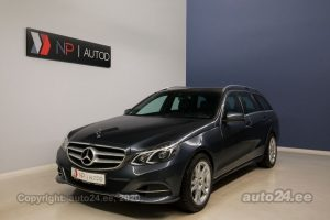 Mercedes-Benz E 250 CDI 4Matic 2.1  150 kW