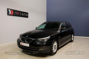 BMW 520 2.0  125 kW