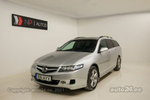 Honda Accord TOURER 2.0  114 kW