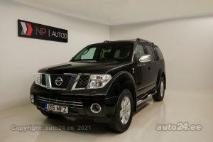 Nissan Pathfinder Status 55 2.5  126 kW