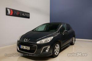 Купить б.у Peugeot 308 Allure 1.6  82 kW 2013 цвет темно серый  года в Таллине