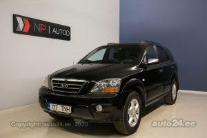 Osta kasutatud Kia Sorento Adventure 2.5  125 kW 2008 värv must Tallinnas