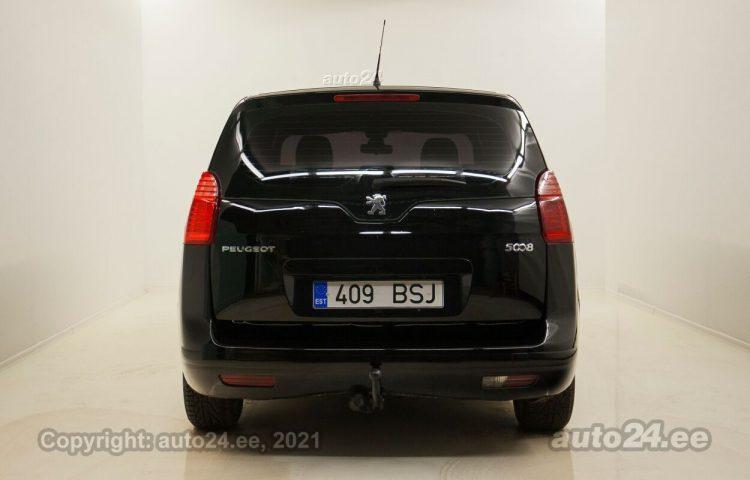 Купить б.у Peugeot 5008 1.6  80 kW  цвет  года в Таллине