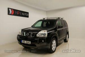 Osta kasutatud Nissan X-Trail 2.5  124 kW 2007 värv must Tallinnas