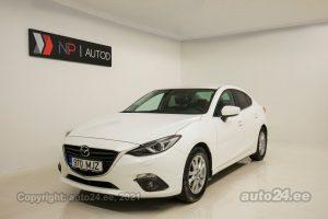 Osta kasutatud Mazda 3 Exclusive 2.0  88 kW 2015 värv valge Tallinnas