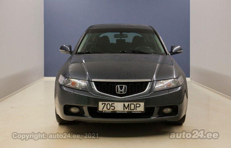 Osta kasutatud Honda Accord TOURER 2.0  114 kW  värv  Tallinnas