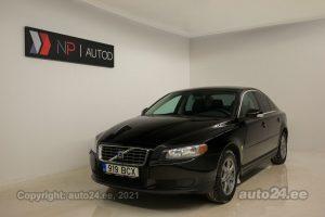 Osta kasutatud Volvo S80 Business Line 2.5  147 kW 2007 värv must Tallinnas