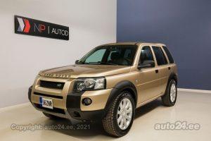 Osta kasutatud Land Rover Freelander 2.5  130 kW 2006 värv kuldne Tallinnas