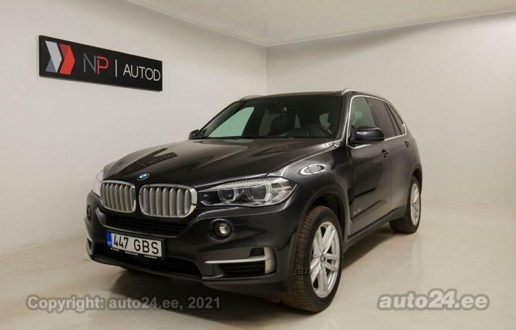 Osta kasutatud BMW X5 xDrive 40d Bi-Turbo 3.0  230 kW  värv  Tallinnas