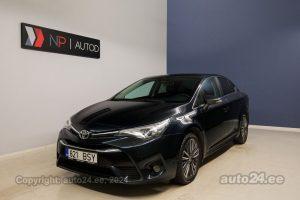 Osta kasutatud Toyota Avensis Luxury 2.0  105 kW 2017 värv hall Tallinnas