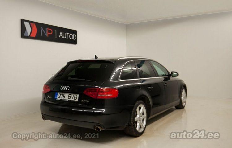 Osta kasutatud Audi A4 S-line 2.7  140 kW  värv  Tallinnas