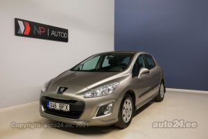 By used Peugeot 308 1.6  68 kW 2011 color beige for Sale in Tallinn