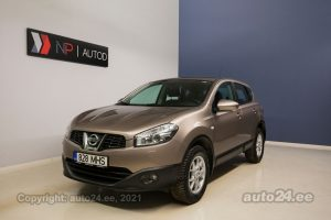 By used Nissan Qashqai 1.6  86 kW 2012 color brown for Sale in Tallinn
