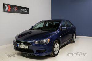 Osta kasutatud Mitsubishi Lancer City 1.5  80 kW 2008 värv sinine Tallinnas