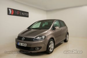 By used Volkswagen Golf Plus 1.6  77 kW 2010 color gray for Sale in Tallinn