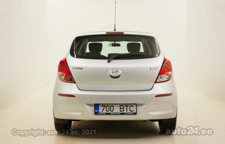 Osta kasutatud Hyundai i20 i-Vision 1.2  63 kW  värv  Tallinnas