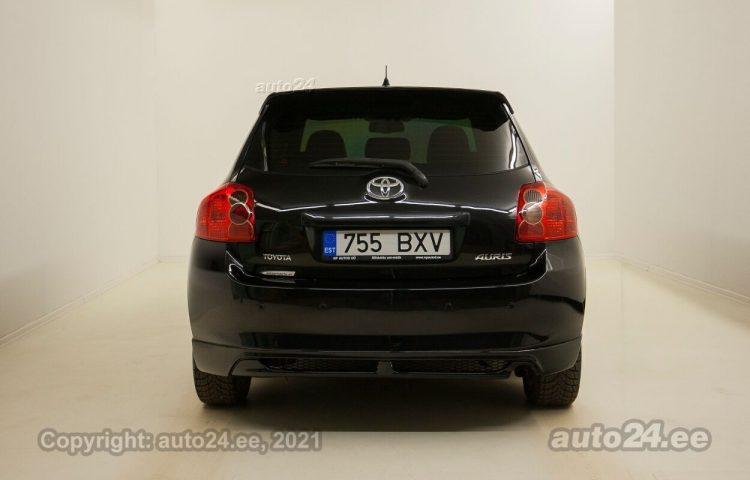 Osta kasutatud Toyota Auris 1.6  91 kW  värv  Tallinnas
