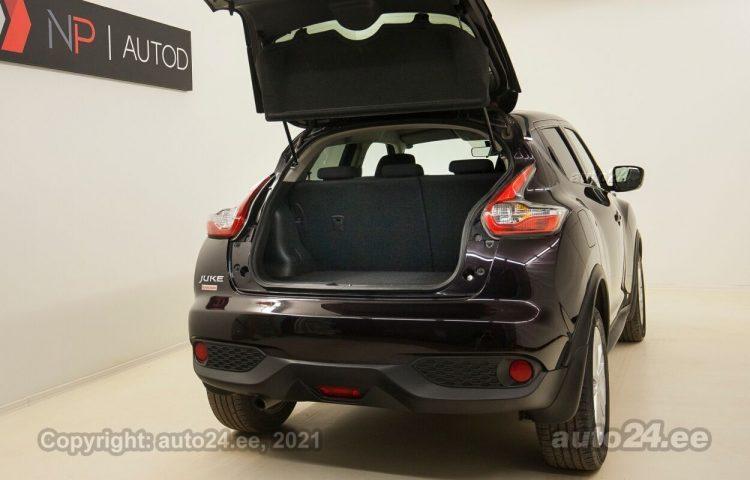 Купить б.у Nissan Juke Connect Edition 1.6  86 kW  цвет  года в Таллине