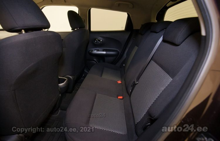 By used Nissan Juke Connect Edition 1.6  86 kW  color  for Sale in Tallinn