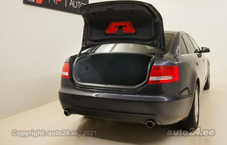 By used Audi A6 2.4  130 kW  color  for Sale in Tallinn