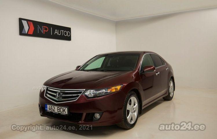 Osta kasutatud Honda Accord 2.2  110 kW  värv  Tallinnas