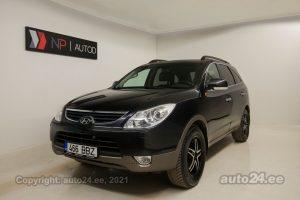 Osta kasutatud Hyundai ix55 3.0  176 kW 2009 värv must Tallinnas