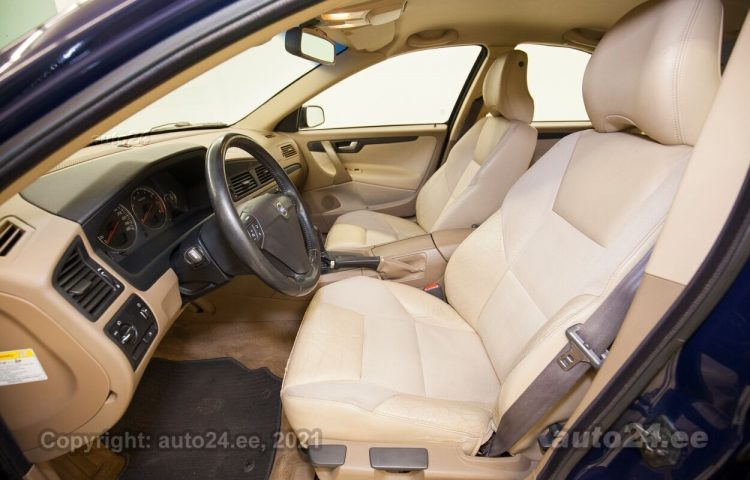 Osta kasutatud Volvo S60 Summum AWD 2.5  154 kW  värv  Tallinnas