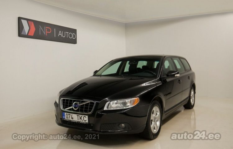 Osta kasutatud Volvo V70 2.4  136 kW  värv  Tallinnas