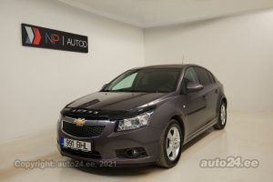 By used Chevrolet Cruze 2.0  120 kW 2012 color dark gray for Sale in Tallinn