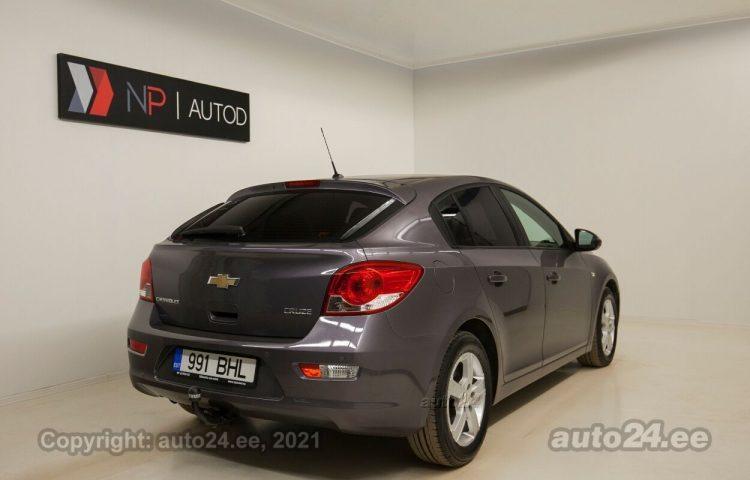 Osta kasutatud Chevrolet Cruze 2.0  120 kW  värv  Tallinnas