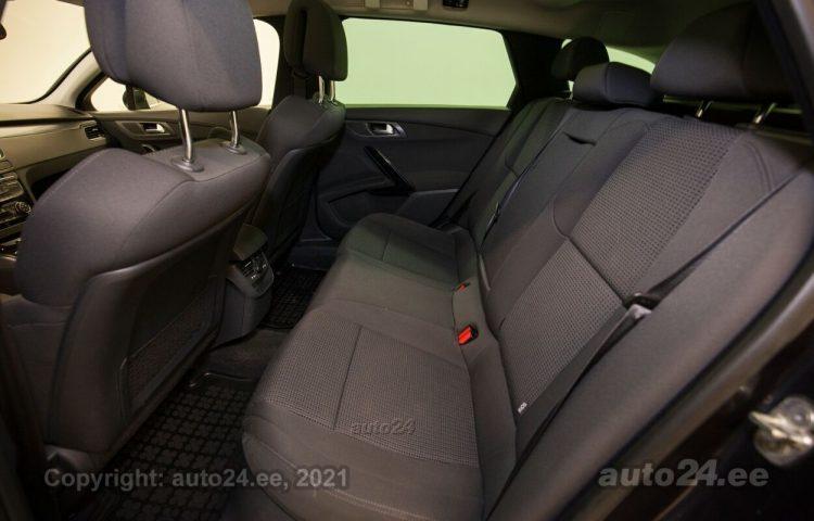 Osta kasutatud Peugeot 508 1.6  84 kW  värv  Tallinnas