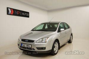 Osta käytetty Ford Focus Comfort 1.6  74 kW 2007 väri harmaa Tallinnasta