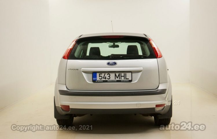 By used Ford Focus Comfort 1.6  74 kW  color  for Sale in Tallinn