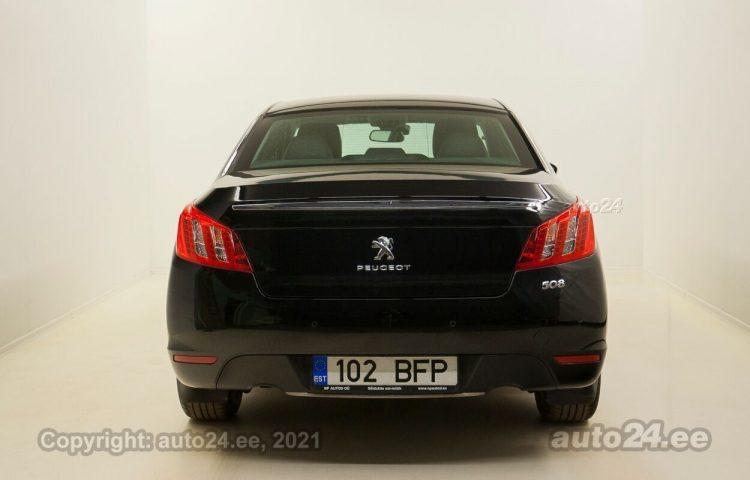 Osta kasutatud Peugeot 508 1.6  115 kW  värv  Tallinnas