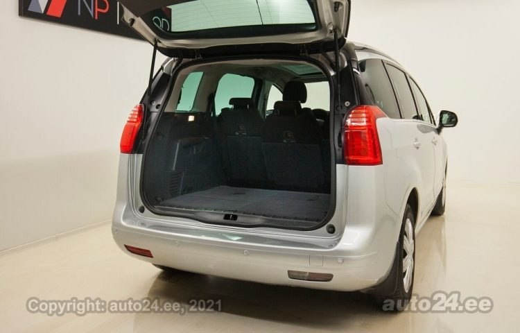 By used Peugeot 5008 Family 2.0  110 kW  color  for Sale in Tallinn