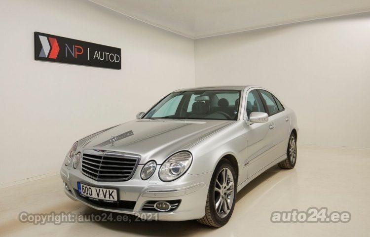 Osta kasutatud Mercedes-Benz E 320 CDI 4Matic 3.0  165 kW  värv  Tallinnas
