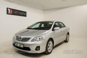 Osta kasutatud Toyota Corolla 1.6  97 kW 2011 värv helehall Tallinnas