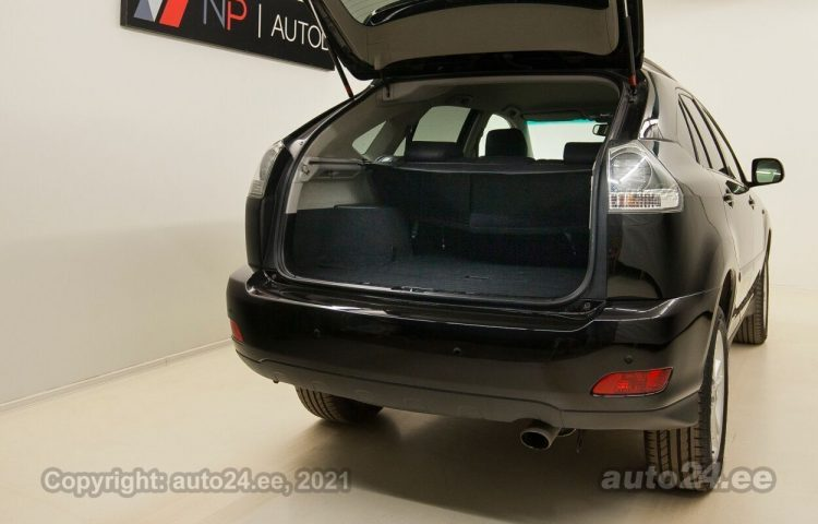 By used Lexus RX 400h Pure 3.3  155 kW  color  for Sale in Tallinn