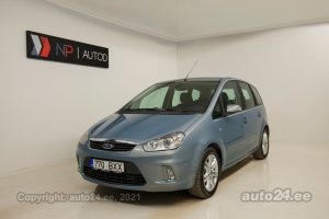 By used Ford C-MAX Limited Edition 1.8  85 kW 2008 color light green for Sale in Tallinn