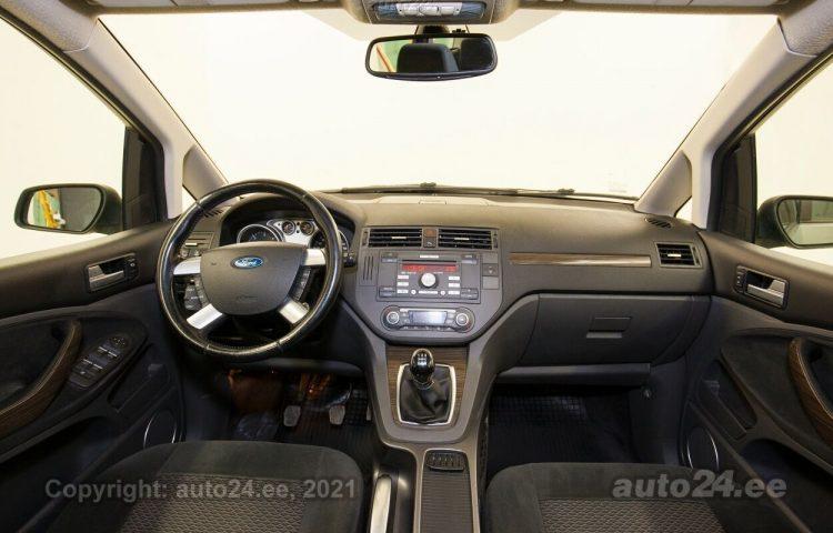 Купить б.у Ford C-MAX Limited Edition 1.8  85 kW  цвет  года в Таллине