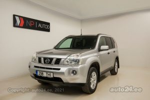 By used Nissan X-Trail 2.0  104 kW 2007 color silver for Sale in Tallinn