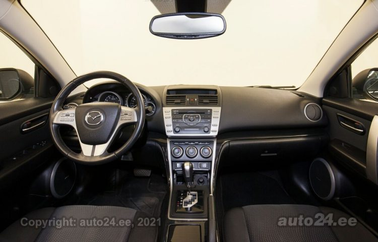 By used Mazda 6 Luxury 2.0  108 kW  color  for Sale in Tallinn