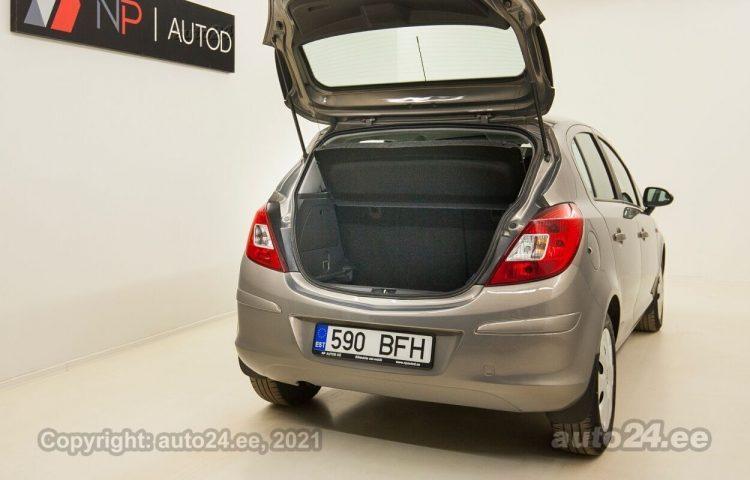Osta kasutatud Opel Corsa 1.2  63 kW  värv  Tallinnas