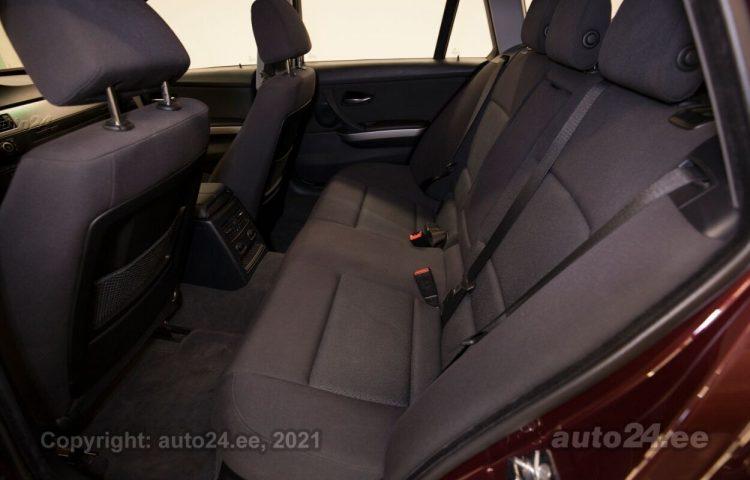 Купить б.у BMW 320 2.0  130 kW  цвет  года в Таллине