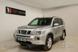 Osta kasutatud Nissan X-Trail 2.0  104 kW 2009 värv hõbedane Tallinnas