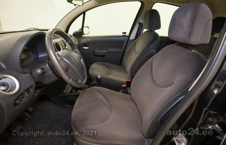 By used Citroen C3 1.4  54 kW  color  for Sale in Tallinn