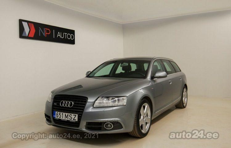 Osta käytetty Audi A6 Avant 2.7  140 kW  väri  Tallinnasta                      </a>     </div>         <div class=