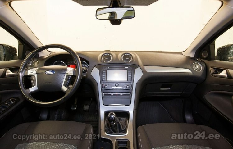 By used Ford Mondeo Trend Business 1.6  85 kW  color  for Sale in Tallinn
