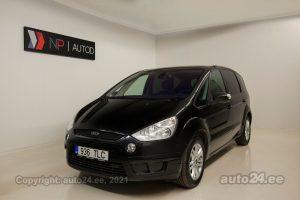 Osta kasutatud Ford S-MAX 2.0  96 kW 2008 värv must Tallinnas