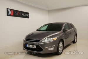 By used Ford Mondeo 1.6  85 kW 2012 color brown for Sale in Tallinn